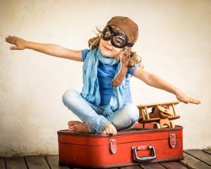 airplane girl